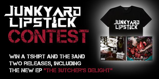 Junkyard Lipstick contest